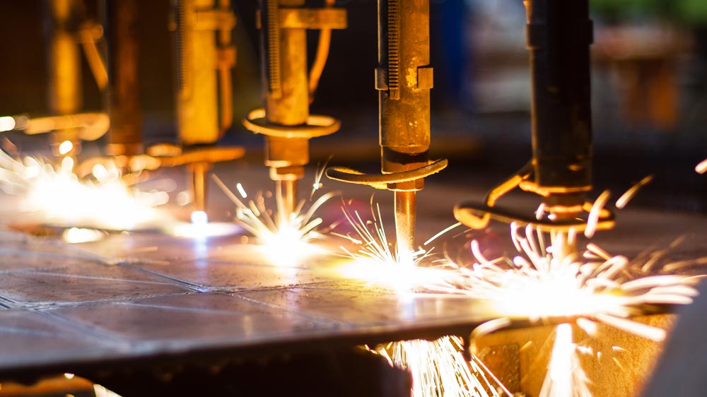 Industrial machinery & Manufacturing